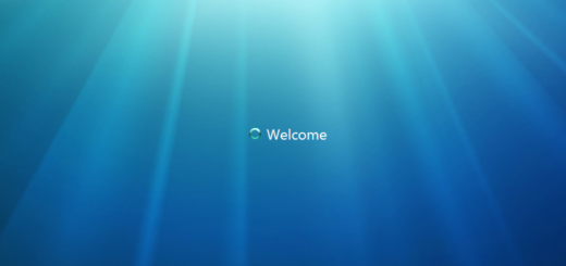 Make computer welcome you on startup